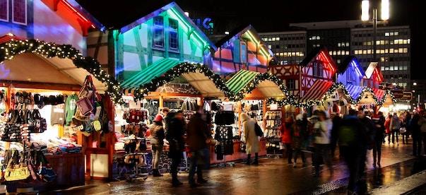 Mercati Natale Berlino.Mercatini Di Natale A Berlino 2019 2020 Vivi Berlino