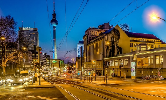 Cosa vedere in un weekend a berlino vivi berlino for Hotel berlino design
