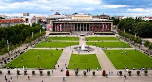 Altes Museum Giardini Lustgarten