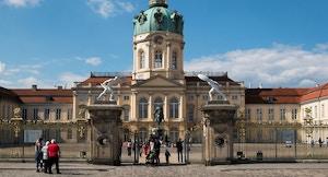 Charlottenburg  Palace Ben Garret flickr