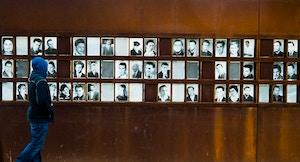 Muro Berlino Memoriale Francisco Osorio flickr