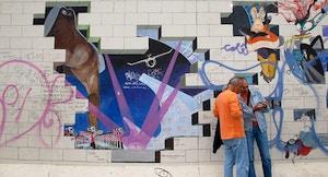 east side gallery focus