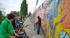 tour bici muro di berlino