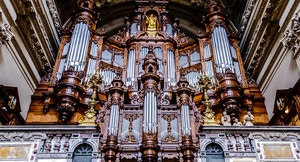 Museo Berlino Organo Marcus  Mehnert flickr