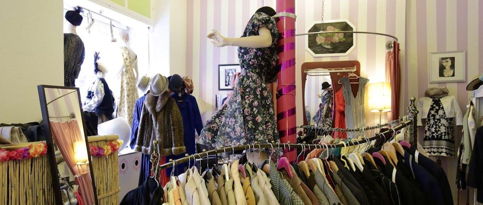 0a01a54e9de3 10 negozi di abbigliamento vintage a Berlino