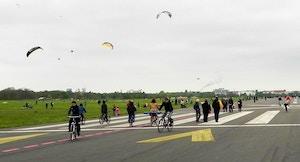 Tempelhofer Park Wikimedia Commons
