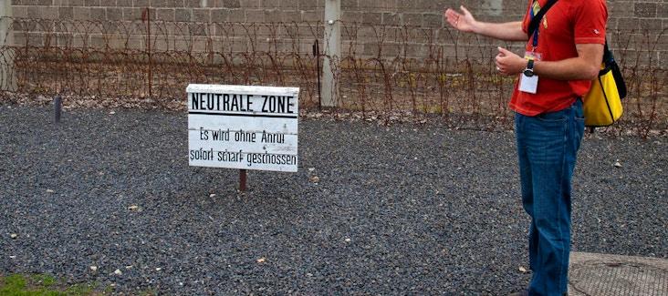 Prenota il tour guidato del Campo Sachsenhausen