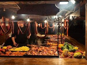 mercatini cracovia gastronomia Mattia Panciroli