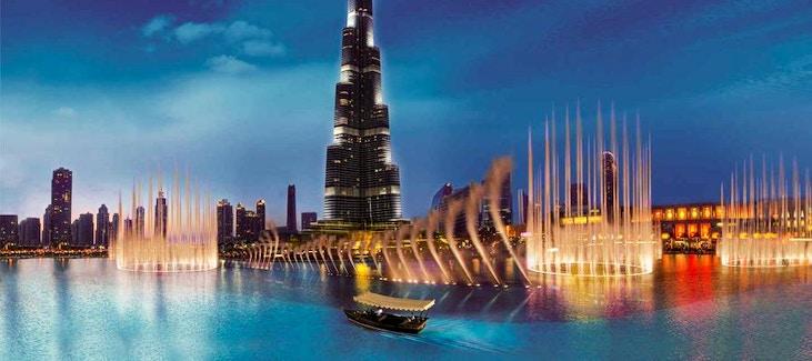 Burj khalifa il grattacielo pi alto del mondo prezzi e for Diretta camera