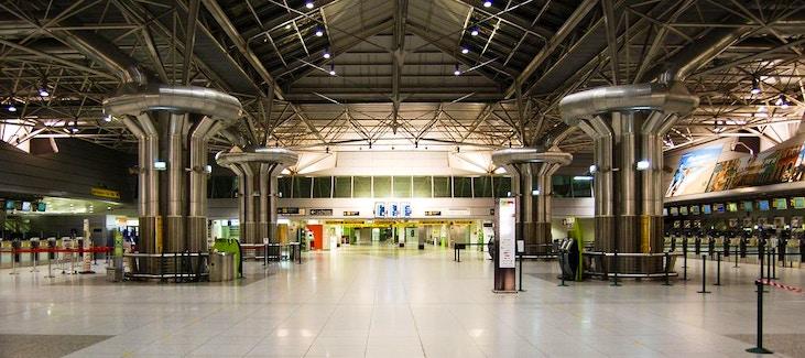 Aeroporto Lisbona : Come arrivare dall aeroporto di lisbona portela al centro