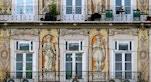Fachada de azulejos Lisboa top