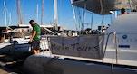 Barca a vela Marlin