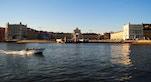 Lisbona Vista dal Tago 1