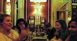 Cena all Home Hostel di Lisbona 2