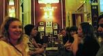 Cena all Home Hostel di Lisbona
