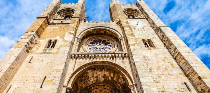 Scegli un Tour guidato di Lisbona e visita la Cattedrale del Sé