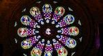 Il Rosone della Cattedrale foto di Ken e Nyetta via flickr
