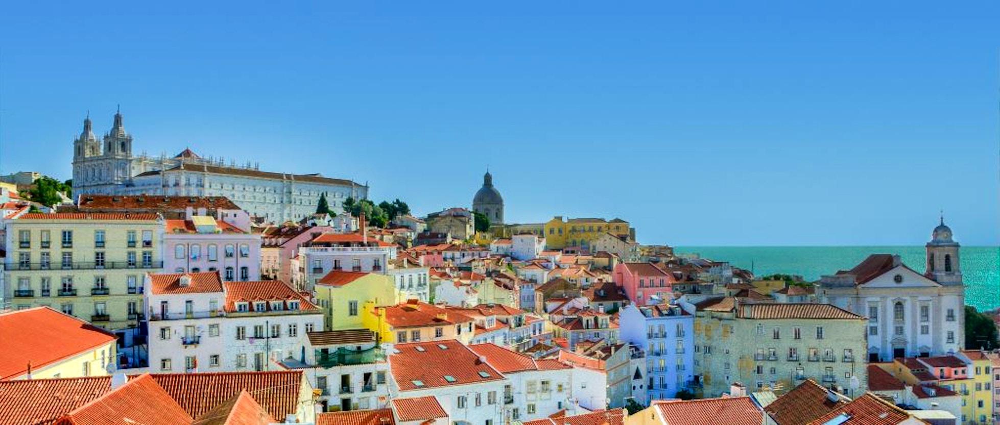 I migliori appartamenti e hotel con vista su Lisbona