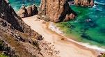Sintra spiaggia