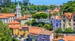 Vista di Sintra