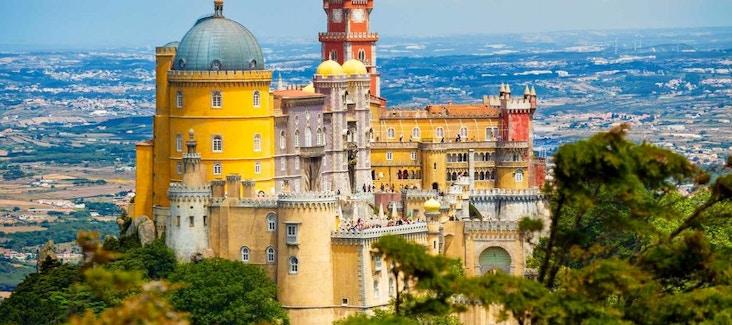 Scopri i tour per visitare Sintra partendo da Lisbona