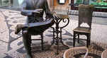 Statua di Pessoa foto di Shadowgate
