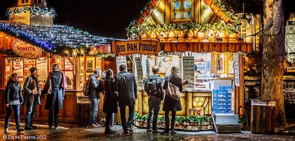 Immagini Di Mercatini Di Natale.Mercatini Di Natale A Londra Regali E Mulled Wine Vivi Londra