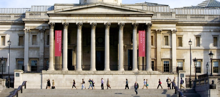 Vuoi visitare la National Gallery in compagnia di una guida italiana?