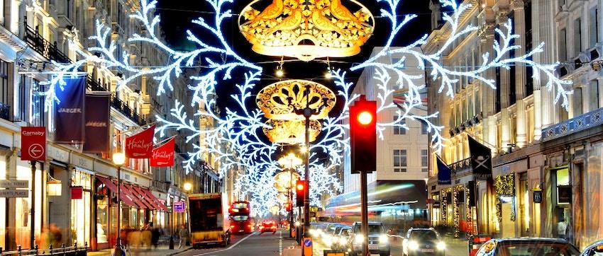 Guida al Natale 2016 a Londra - Cose da fare  VIVI Londra