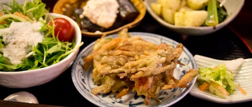 10 ristoranti vegetariani e vegani a londra