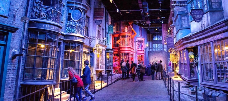 Biglietti The Making of Harry Potter con trasporto da Londra