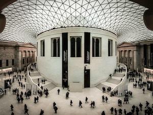 British Museum Justin Hickling flickr