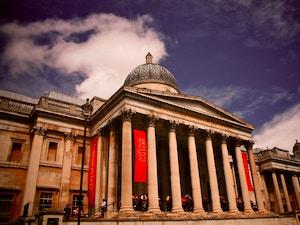 National Gallery Justin Hickling flickr
