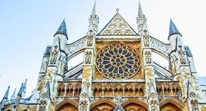 Westminster Abbey facciata