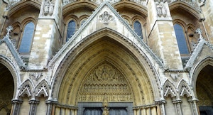 Westminster Abbey Margaret Bourne flickr