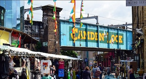Camden Town foto George Rex via flickr