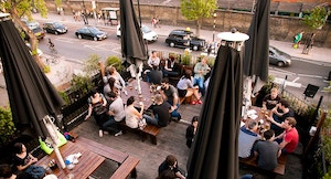 The Lock Tavern Terrazza