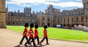 Castello Windsor Cambio della Guardia