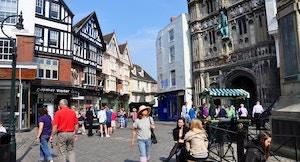 Canterbury Town Center