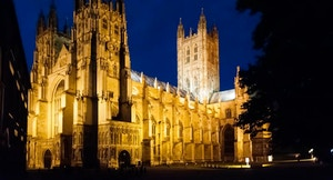 Cattedrale Canterbury esterno