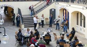 Covent Garden Musicisti Frans Peeters flickr