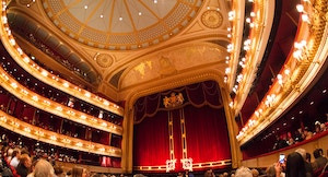 Royal Opera  House Nakayama flickr