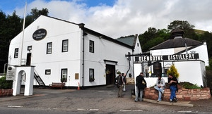 Distilleria Whisky Glasgow