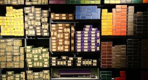 Harry Potter Shop Interior 4