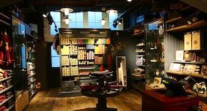 Harry Potter Shop Interior