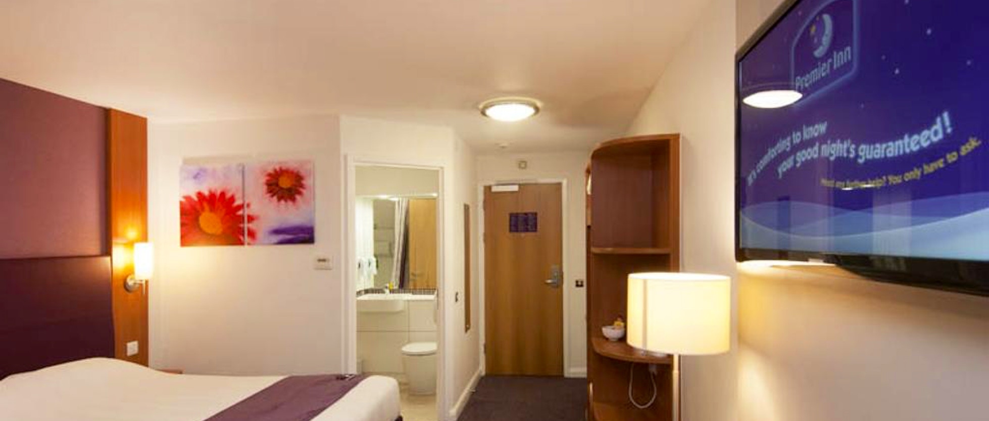 Premier Inn Londra: Catena di hotel (economica) family friendly
