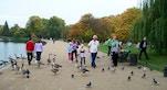 Hyde Park London lago Wikimedia Commons
