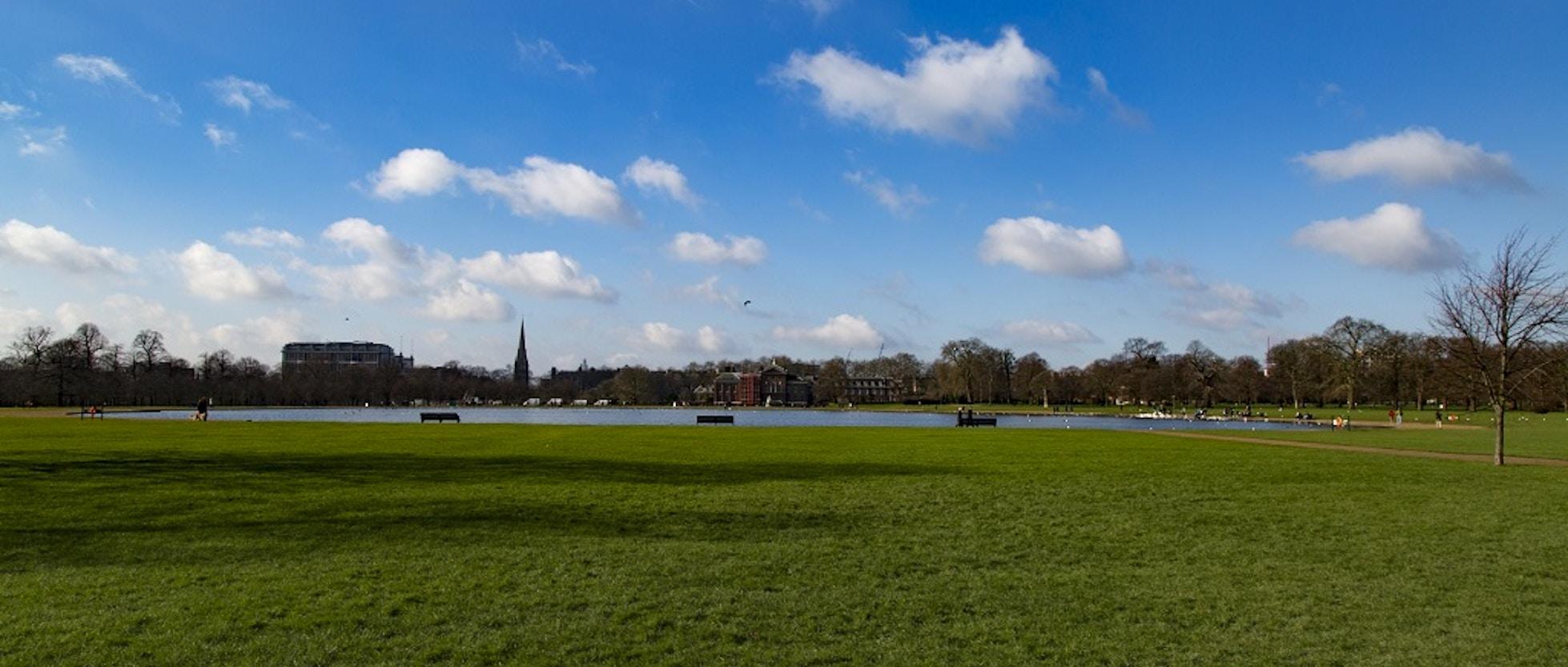 Hyde park e kensington gardens informazioni vivi londra for Kensington park