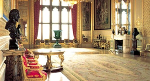 Castello di Windsor Interno