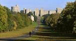 Castello di Windsor viale